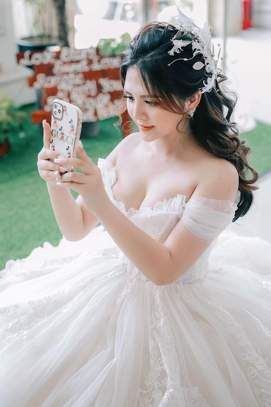 dịch vụ trang điểm cô dâu tại nhà hoàn hảo