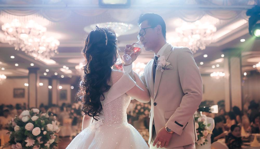 Chụp ảnh cưới phóng sự đẹp, chân thật
