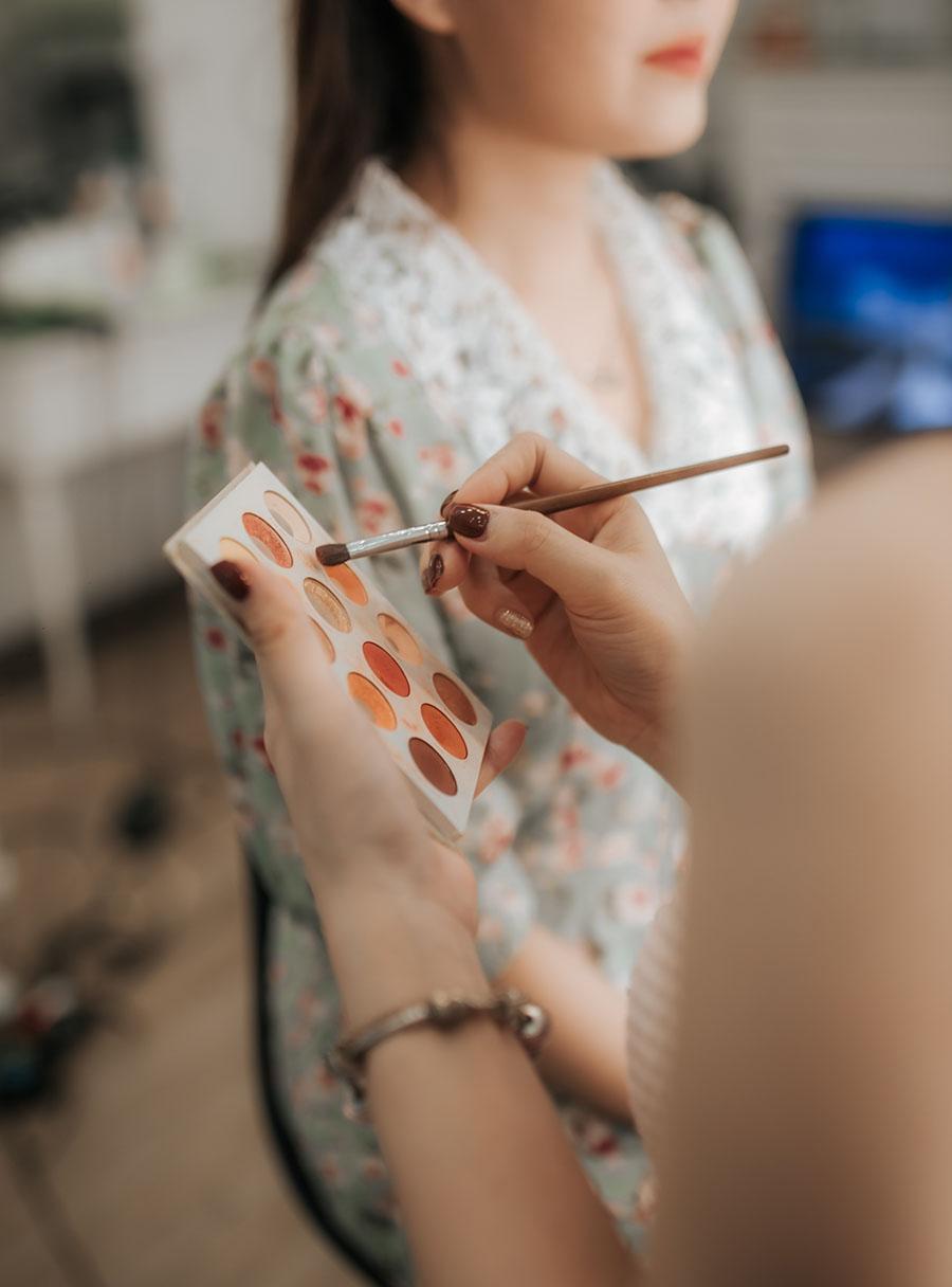 Thương hiệu đào tạo make up hàng đầu hải phòng