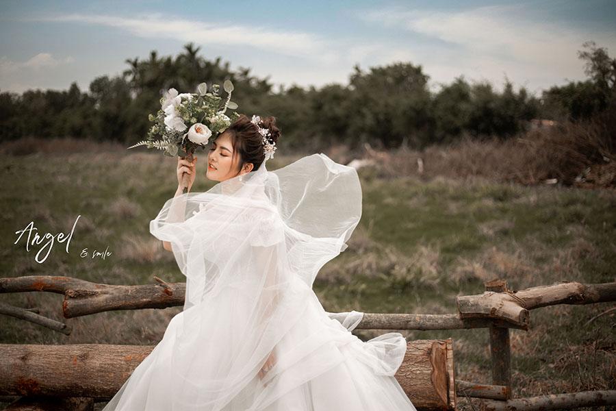 Kinh nghiệm cần biết khi chụp ảnh cưới ngoại cảnh