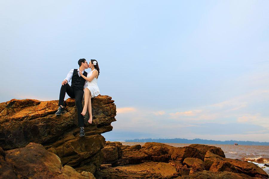 Địa điểm chụp ảnh cưới đẹp ở miền Bắc - Đồ Sơn