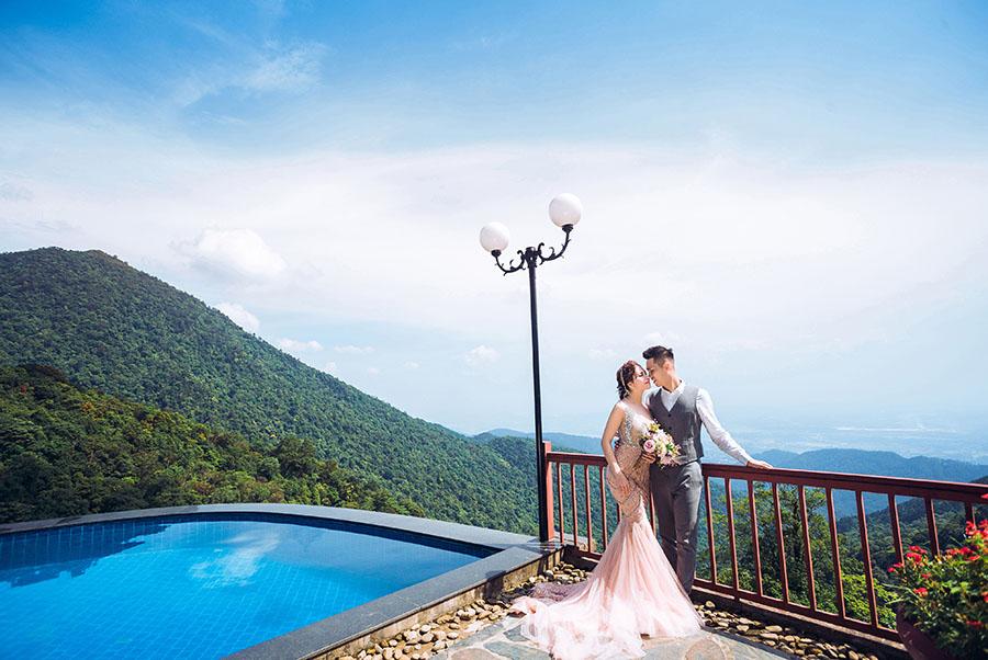 Địa điểm chụp ảnh cưới đẹp ở miền Bắc - Tam Đảo - Vĩnh Phúc
