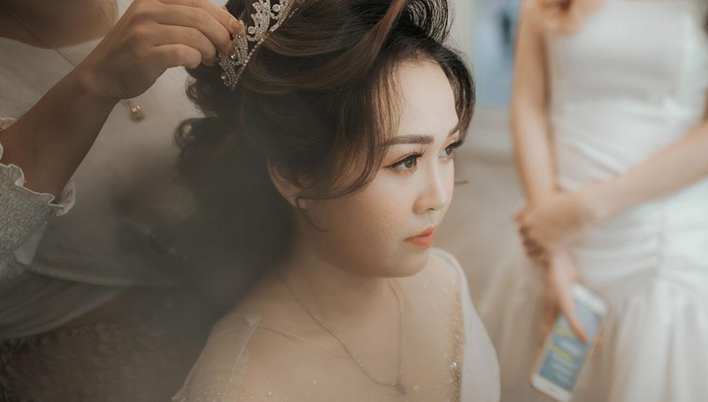 Gợi ý 6 cách trang điểm cô dâu đẹp tỏa sáng rạng ngời ngày trọng đại