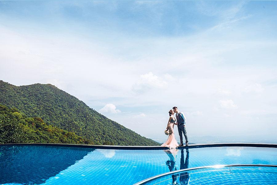 Top ý tưởng chụp ảnh cưới ngoại cảnh đẹp lạ