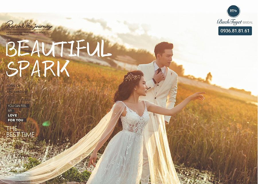 Dịch vụ chụp ảnh cưới đẹp