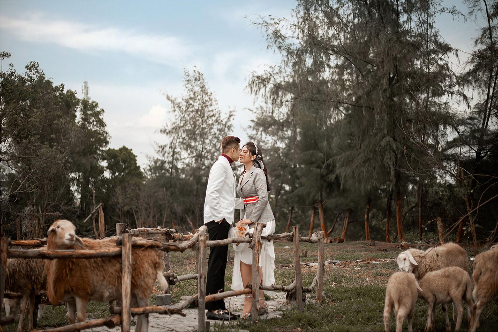 Chụp ảnh cưới kiểu VINTAGE – Một nét xưa mới lạ