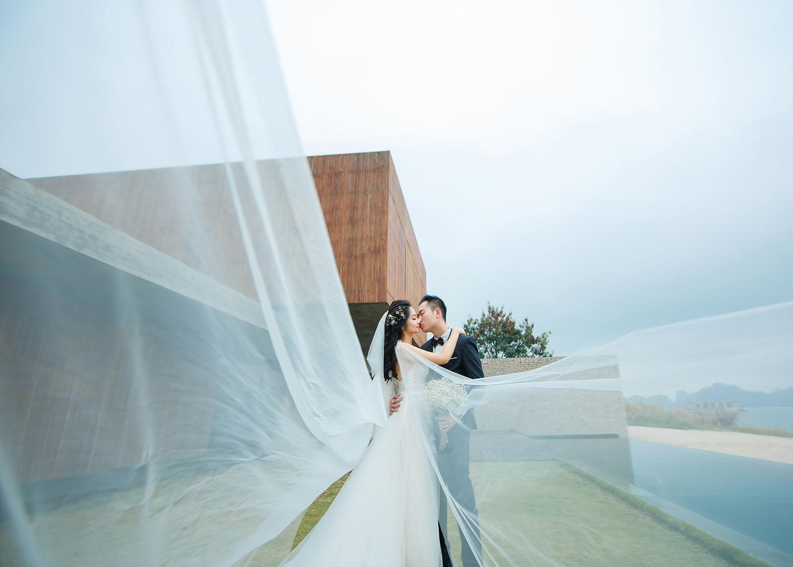 Những xu hướng chụp ảnh cưới không bao giờ hết hot