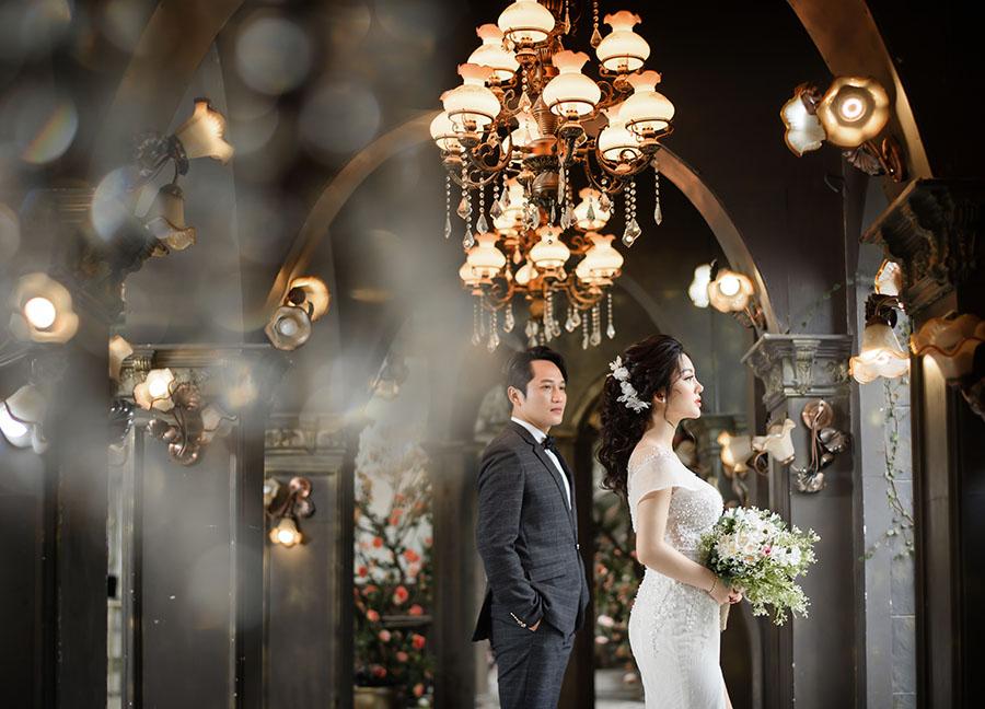 Review studio chụp ảnh cưới đẹp tại Hải Phòng - Trang thiết bị kỹ thuật hiện đại