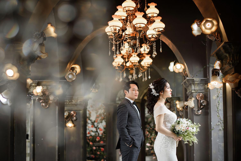 Review studio chụp ảnh cưới đẹp tại Hải Phòng