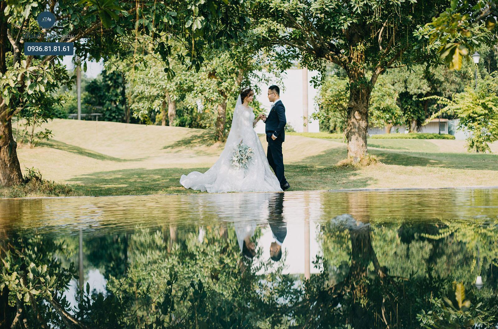 4 điểm chụp ảnh cưới siêu đẹp ở Flamingo Đại Lải