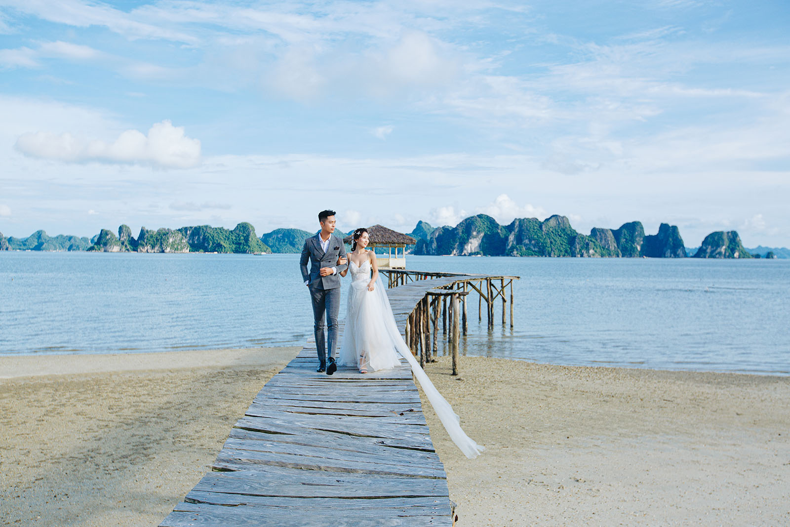 Thiên đường chụp ảnh cưới cho mọi cặp đôi – Cô Tô