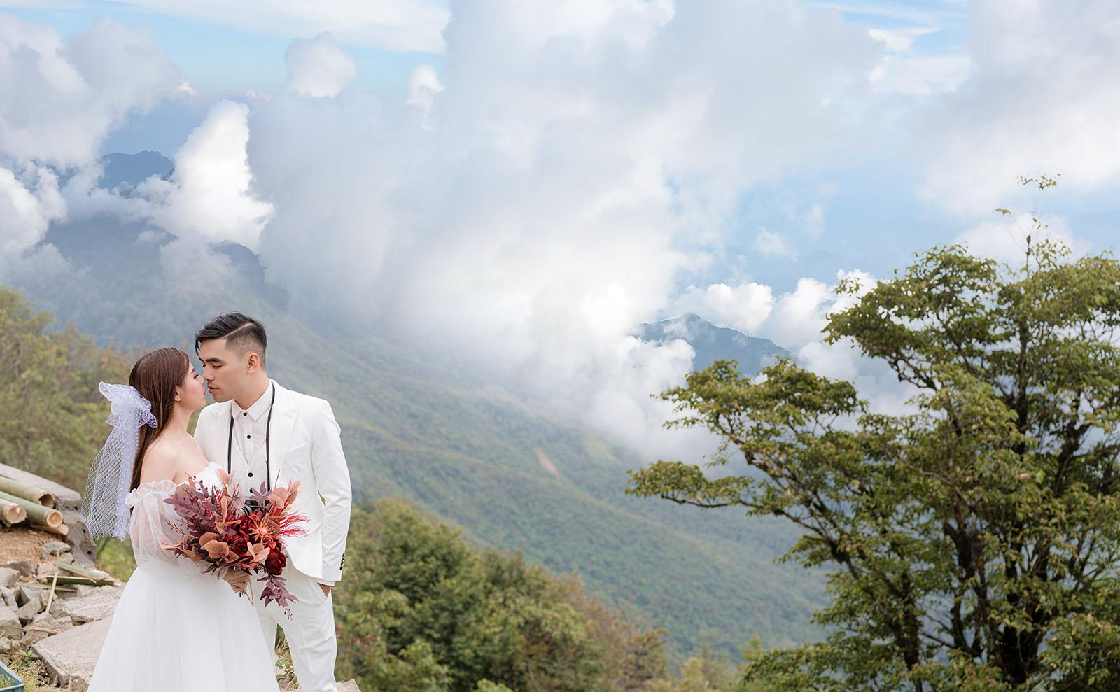 Thiên đường chụp ảnh cưới Sapa với cảnh sắc thiên nhiên động lòng người