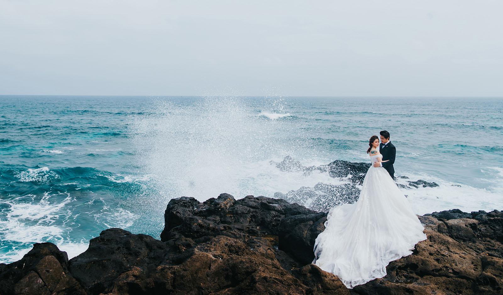 Lý Sơn – Thiên đường chụp ảnh cưới đẹp như mơ ngay tại Việt Nam