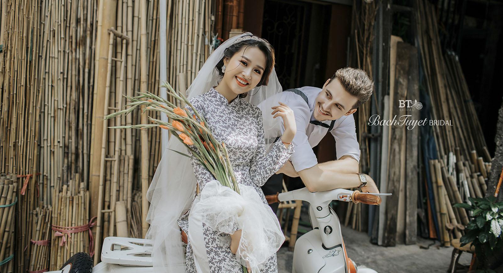 Sức hút của chụp ảnh cưới phố cổ
