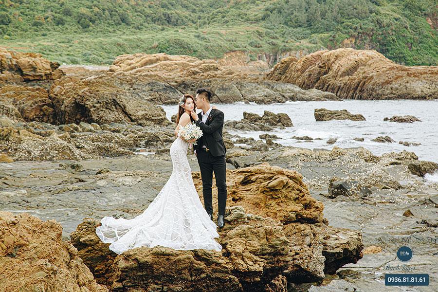 Thời gian chụp ảnh cưới tại Cô Tô
