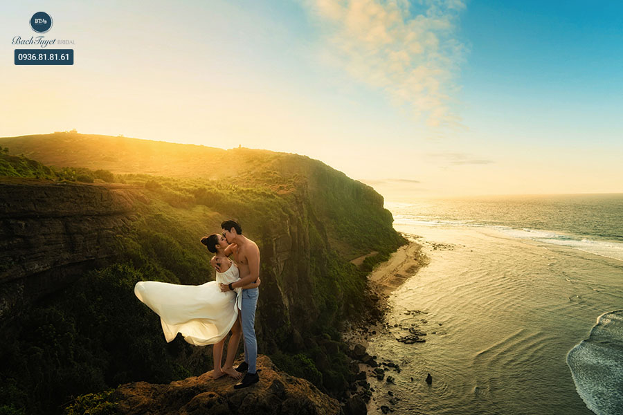 Kinh nghiệm chụp ảnh cưới ở Lý Sơn