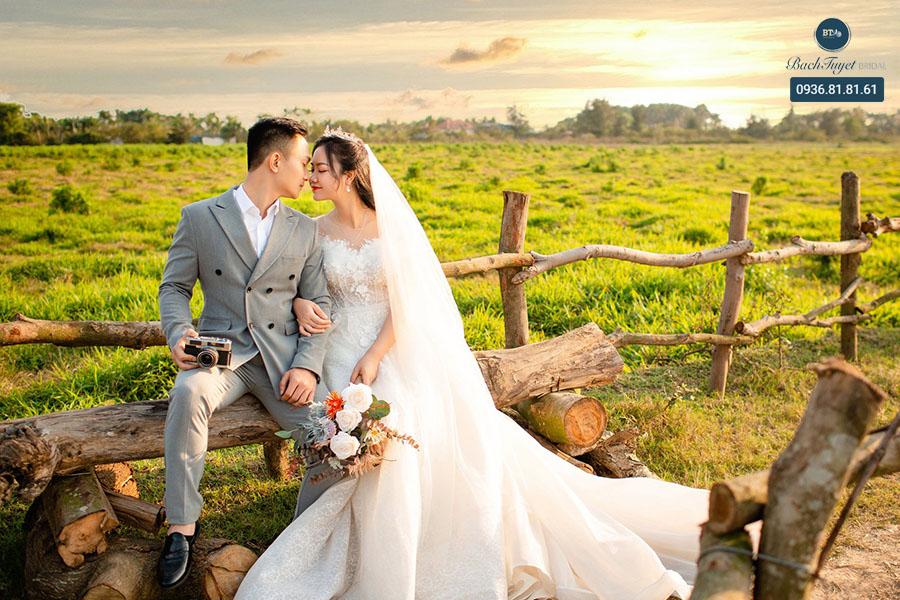 Lựa chọn chụp ảnh cưới tại Bạch Tuyết Bridal