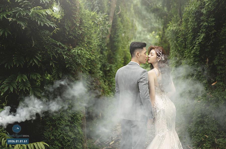 Ý tưởng chụp ảnh cưới ngoại cảnh