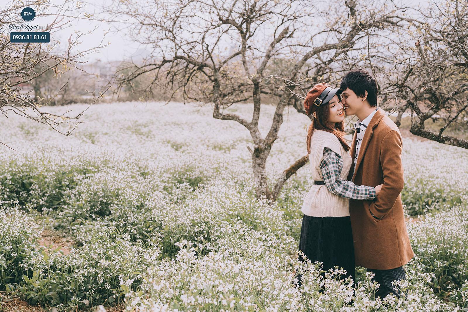 Ngọt ngào với các ý tưởng chụp ảnh cưới lãng mạn cho mọi cặp đôi