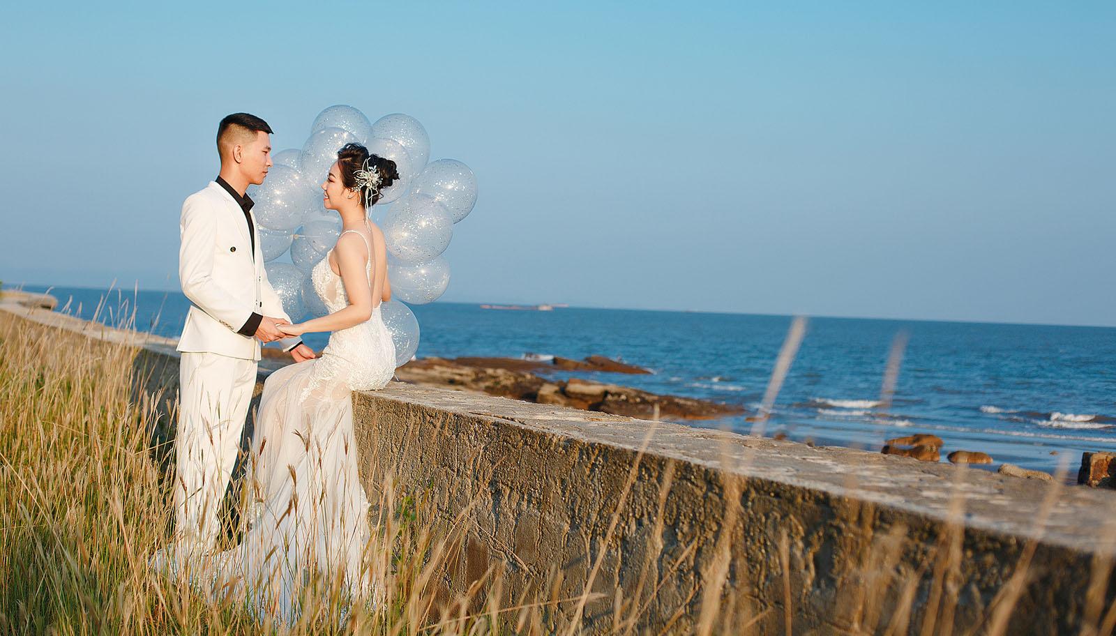 Top ý tưởng chụp ảnh cưới ở Đồ Sơn vô cùng độc đáo