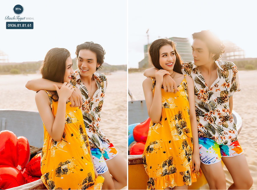 Mùa chụp ảnh cưới lý tưởng tại Đà Nẵng Hội An