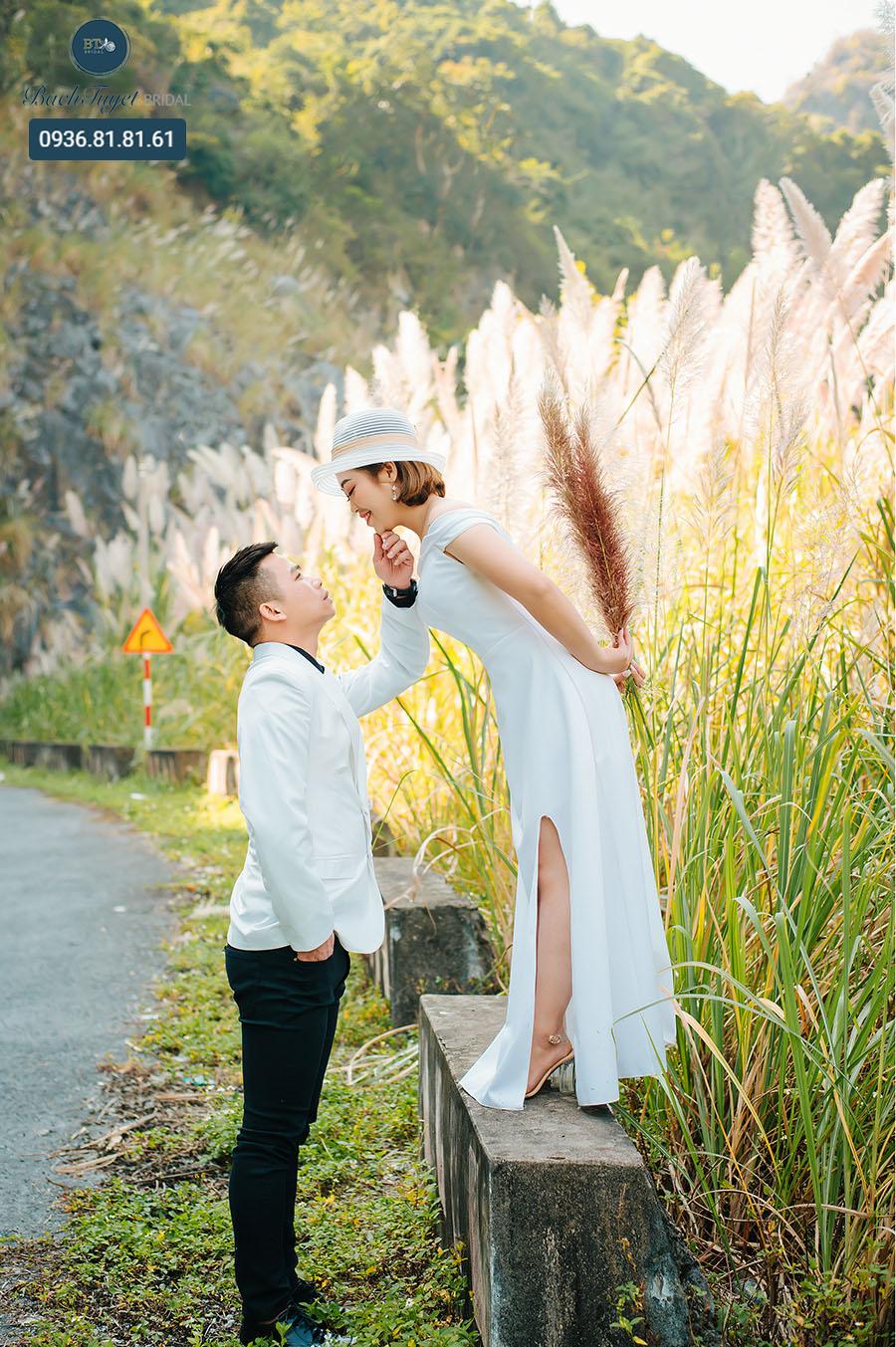 Địa điểm chụp ảnh cưới tại Cát Bà
