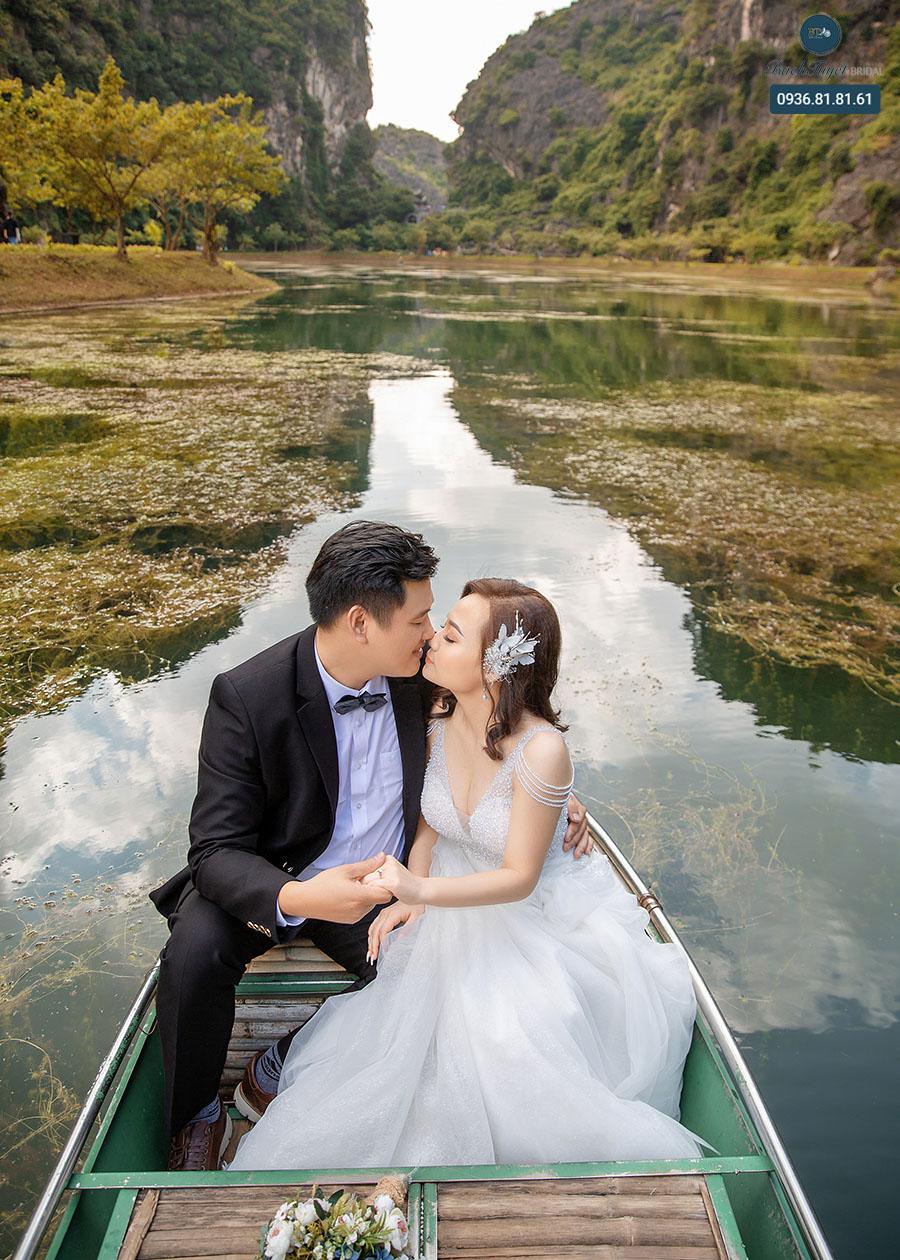 Ảnh cưới mùa thi Ninh Bình