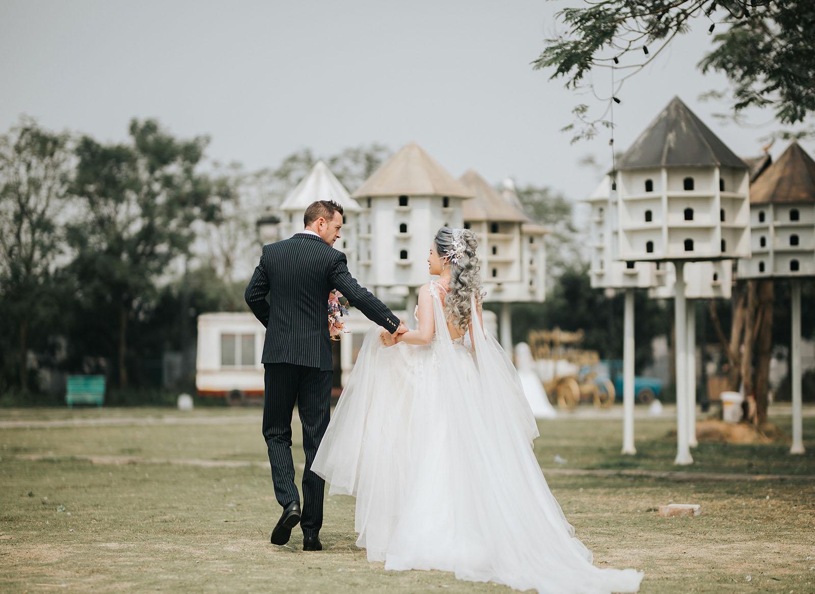 Bắt kịp xu hướng chụp ảnh cưới phong cách châu Âu cùng Bạch Tuyết Bridal