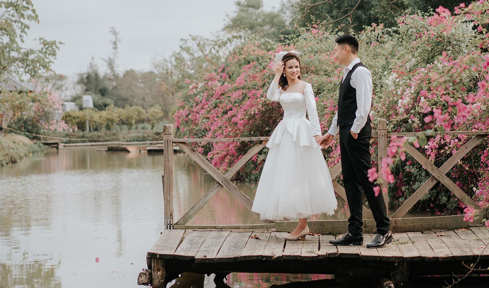 Mách bạn kinh nghiệm chụp ảnh cưới tiết kiệm mà vẫn đẹp ưng ý