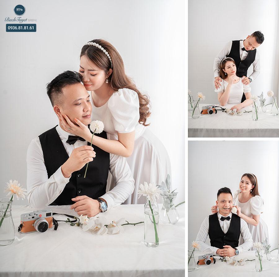Lựa chọn địa điểm chụp ảnh cưới uy tín