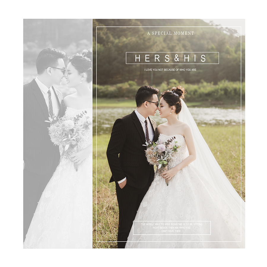 Đề ra mức chi phí chụp ảnh cưới hợp lý