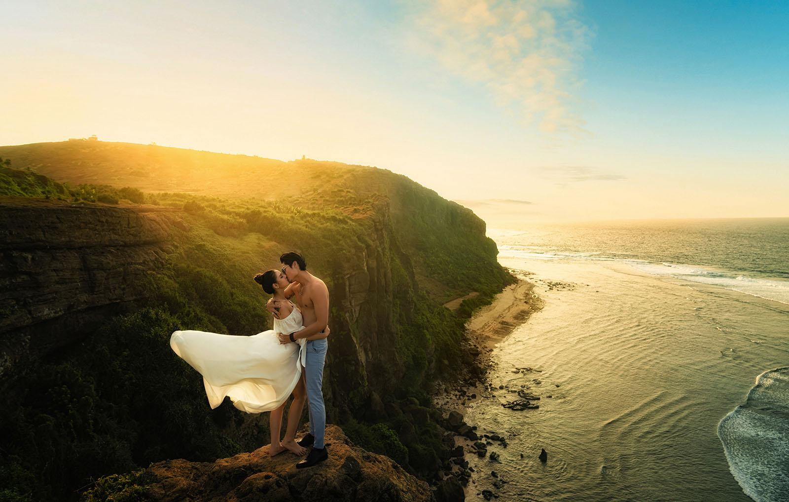 Lãng mạn với xu hướng chụp ảnh cưới nghệ thuật đang dần lên ngôi
