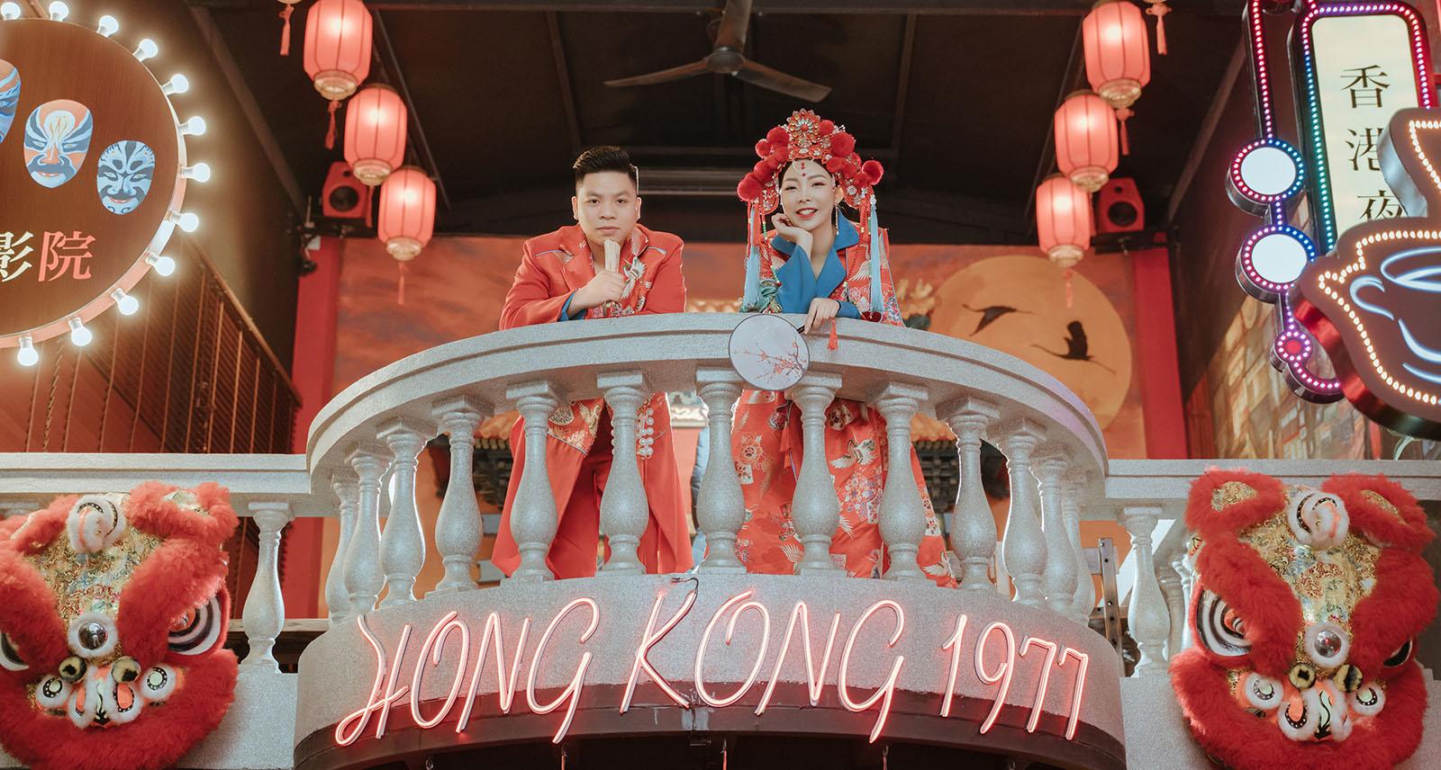Top 5 concept chụp ảnh cưới kiểu Trung Quốc đẹp nhất 2021