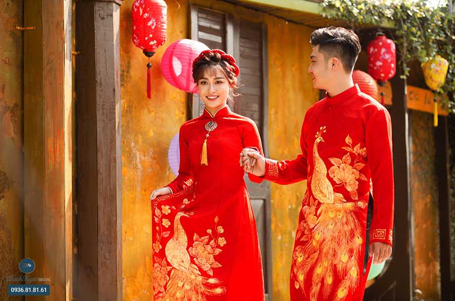 Chụp ảnh cưới ở danh lam thắng cảnh nên mặc gì