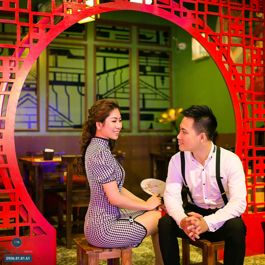 Concept cặp đôi Thượng Hải