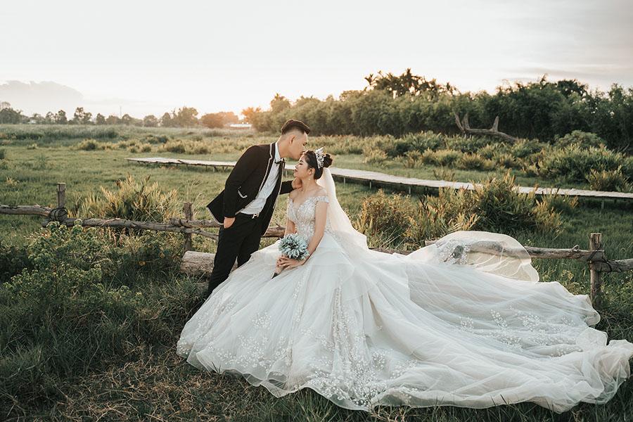 Chụp ảnh cưới bao lâu thì lấy được